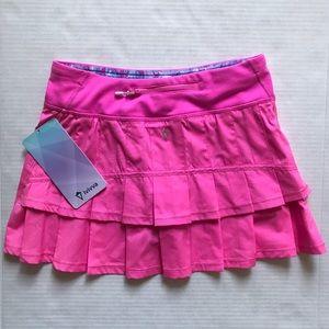 NWT Ivivva Set The Pace Skirt / Skort 12 Girls